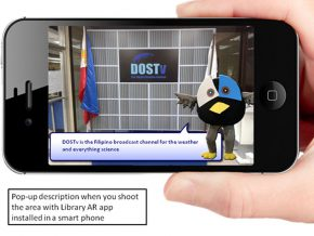 Coming soon: Augmented reality library