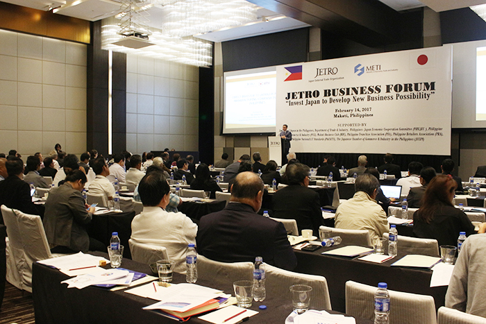 JETRO encourages PH firms to 'invest in Japan to develop new