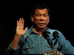 Duterte hosts lunch for PMA grads