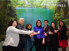 PDOT leads largest PHL team to ITB Berlin