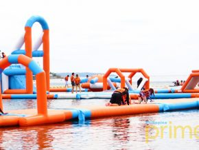What to expect at The Inflatable Island in the Philippines: Asia's Biggest Floating Playground