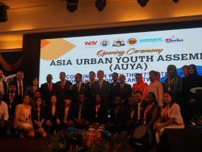 PH among delegates of Asia Urban Youth Assembly 2017 in Malaysia