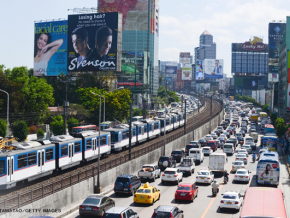 MMDA works with Singaporean Ministry to solve EDSA traffic