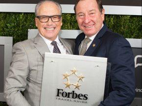 Forbes Travel Guide Awards Marco Polo Ortigas Manila