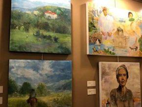 """Filarts """"Pista Ng Kulay"""" Exhibits In New York"""
