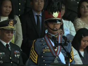 PMA valedictorian: Aim for excellence despite imperfections