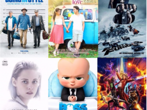 Movies coming out on April