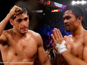 Pacquiao, Khan agree to terms for April bout