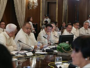 Duterte calls for National Security Council meeting
