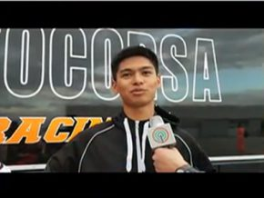 Motorsports: Filipino rider to compete in superbike race in Italy