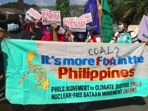 Environmentalists want PH to #BreakFree from coal plants