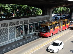 Manila BRT project gets funding from World Bank