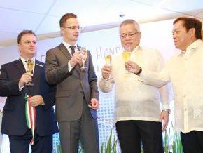 PH-Hungary sign economic cooperation agreement