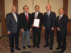 Japanese Mining Firm Donates ¥2 Million To Earthquake Victims In Surigao Del Norte