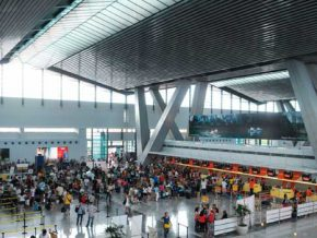 Closure and redevelopment of NAIA, pushed by SMC