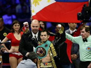 Nonito Donaire a free agent after splitting with Top Rank