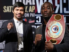 Terence Crawford back in the mix as Pacquiao's possible next foe