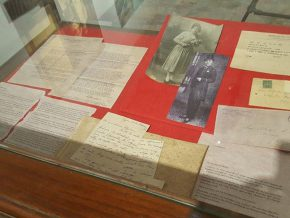 Ex-President Quirino and wife's love letters on display in Syquia Mansion
