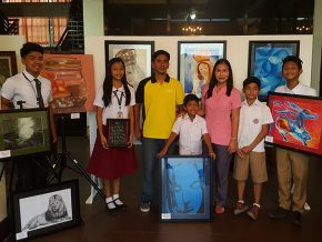 TIMPUYOG Art Group spotlights a Family of Artists from La Union