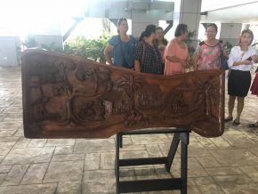 Inmates' artworks on display in Davao exhibit