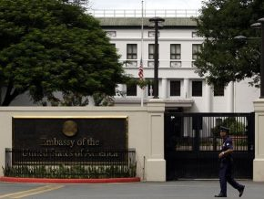Foreign Embassies Close For Holy Week 2019