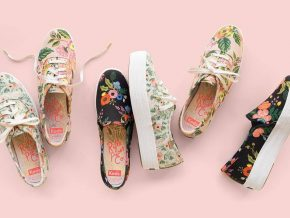 The Keds x Rifle Paper Co. collection is the go-to shoes for summer in PH!