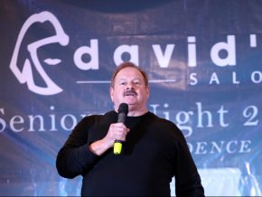 David's Salon celebrates Senior Stylists' Night