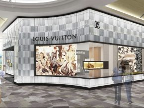 Louis Vuitton opens second branch at Solaire Resort & Casino