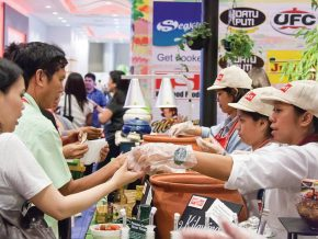 Top ASEAN food firms to participate in IFEX Philippines 2017