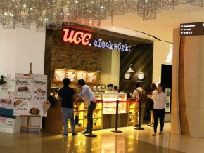 Have a glimpse of UCC Clockwork's newest branch in Uptown BGC