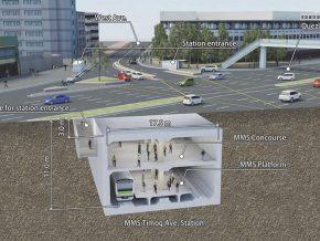 JICA releases plans for Mega Manila Subway