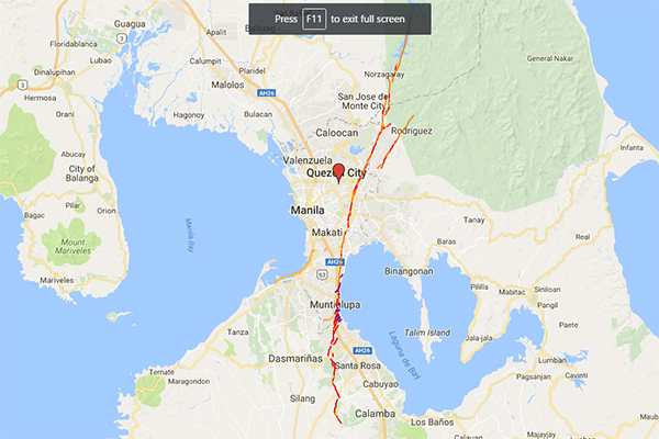 JICA releases plans for Mega Manila Subway Philippine Primer