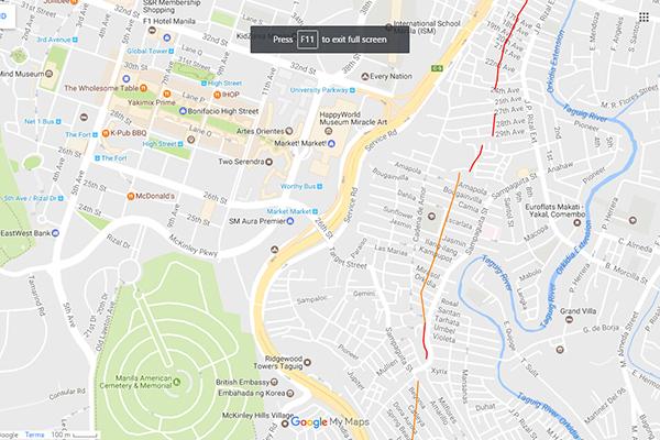Mega Manila Subway Map.Jica Releases Plans For Mega Manila Subway Philippine Primer