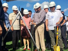 P65-billion LRT-1 Cavite Extension breaks ground