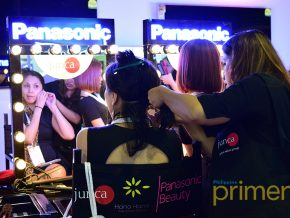 Get a free styling session at Junca X Panasonic Beauty booth at PhilBeauty 2017