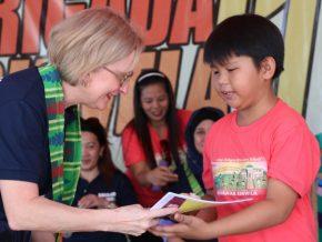 Australian Embassy joins 'Brigada Eskwela' program across the Philippines