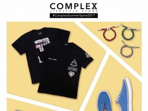 Win 10k worth of surprises from Complex Lifestyle Store!