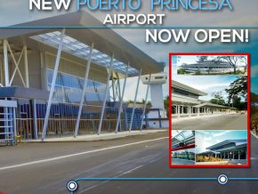 DOTR, CAAP open new Puerto Princesa International Airport in Palawan