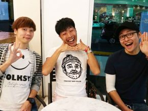 Japanese comedy trio HPN3 recognized by ABS-CBN