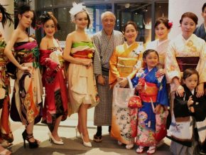 IN PHOTOS: Kimono Night at Arya Residences, BGC