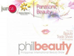 Junca Salon x Panasonic Beauty at PhilBeauty 2017