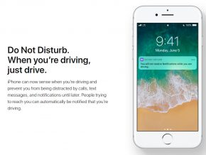 Apple's iOS 11 feature may help driving in PH