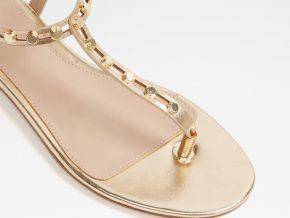 Gal Gadot wore ALDO strada sandals on the red carpet