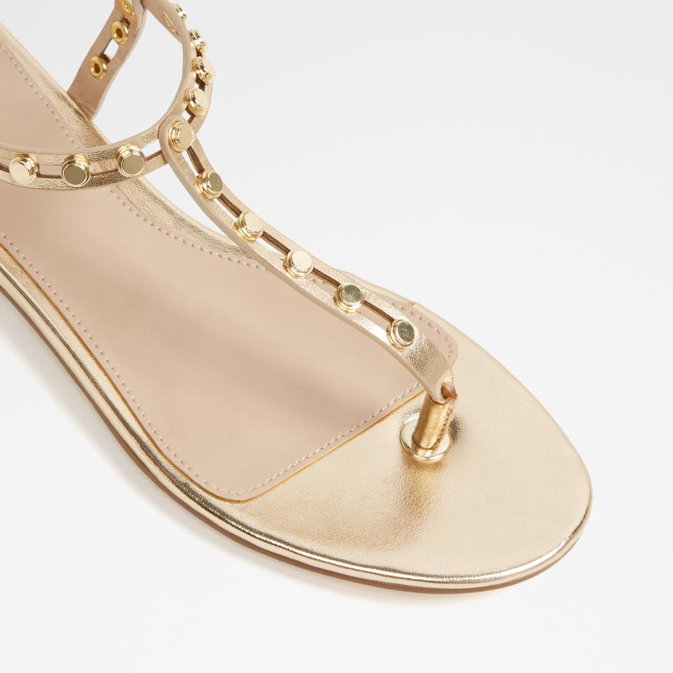 a454a8d924 Gold studded, ALDO Strada Sandals (Php 2,395) Photo grabbed from: ALDO  Philippine Facebook page