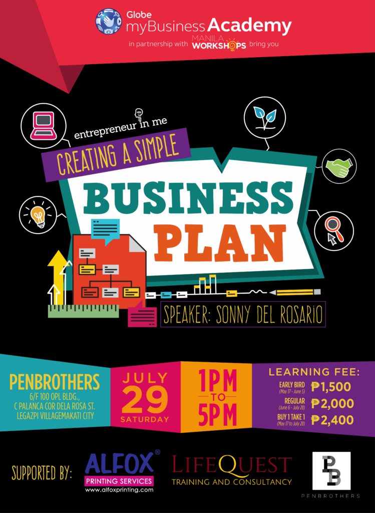 Business plan you can purchase