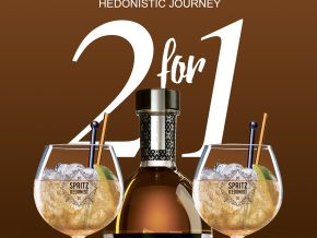 Father's Day with Prego at COD Manila: Treat your dad to a special Hedonist cocktail