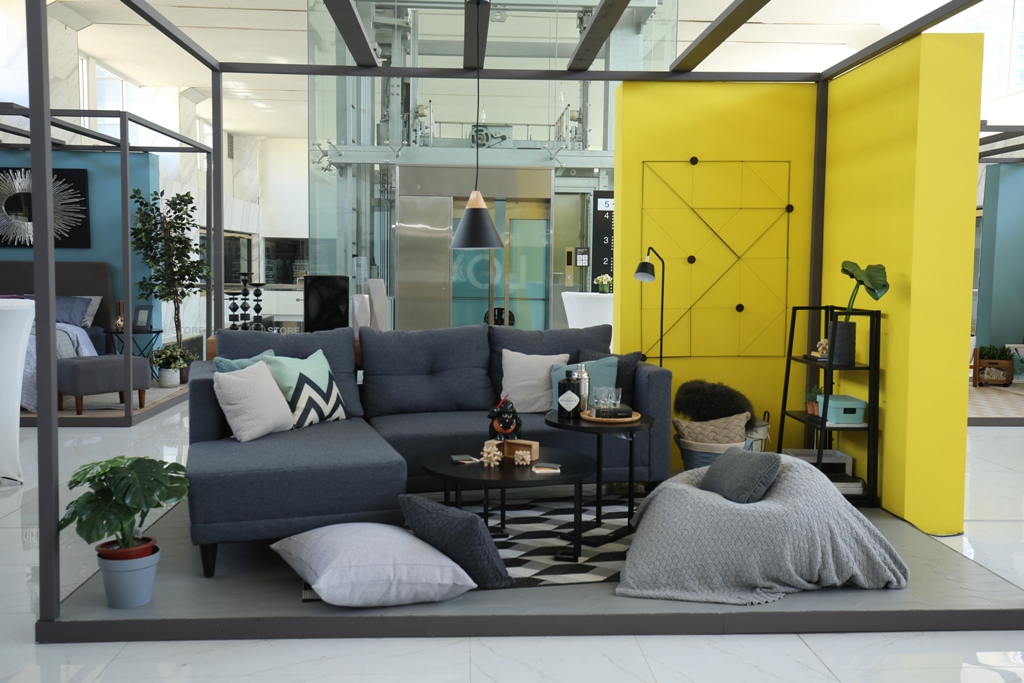 Exceptionnel The Living Room Designed By Misty Floro And Pai Edles Of Morfosis /IMAGE SM  Home