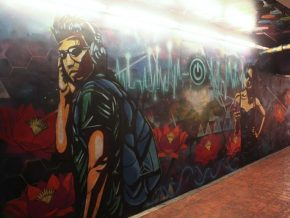 Street Arts and Murals: 6 Places You Can Appreciate Art For Free