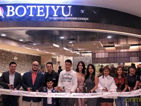 Botejyu opens its 3rd branch in Robinsons Galleria