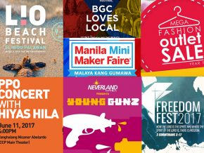 June 9-12: Events to attend this long weekend